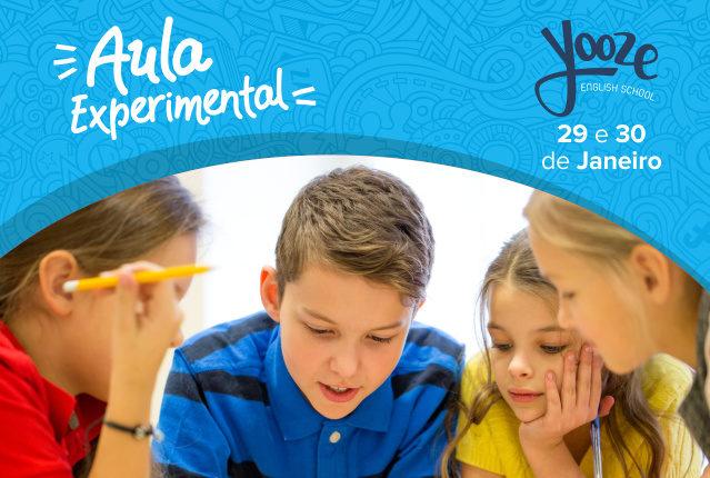 Yooze - Escola de inglês para crianças e adolescentes