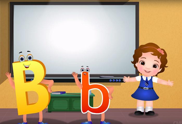Aprender inglês pelo Youtube - crianças